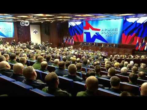 Russian military doctrine cites NATO threat   Journal