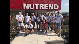 Посещение завода спортивного питания Nutrend (Чехия) 16.08.2017