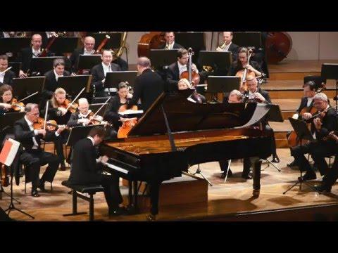 Rachmaninoff Concerto 2: Trifonov,  Noseda, Vienna