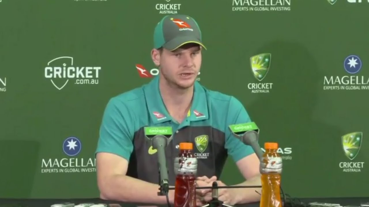 Steven Smith responds to complaints from England players over trash talk    Cricinfo   ESPN