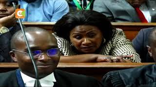 Machakos governor's case hearing begins at Supreme Court