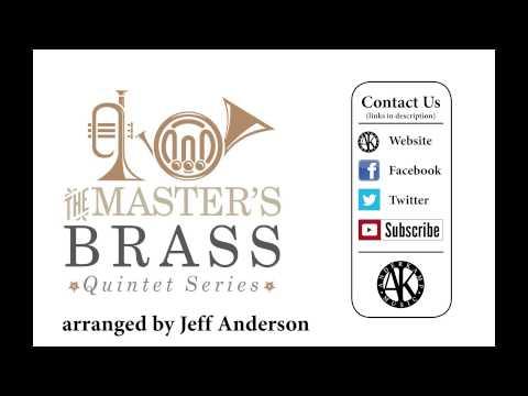 Hark the Herald Angels Sing - Brass Quintet - sheet music available
