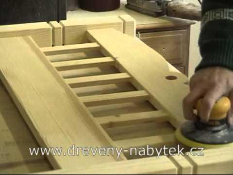 Jak se dělá dřevěná postel