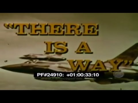 THERE IS A WAY  - Vietnam , F-105 24910
