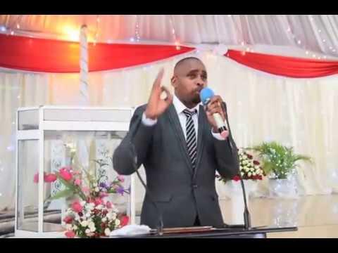 Kufuta Aibu - Pastor Tony Ninga jumapili ya pili katika ibada ya pili -Part 1