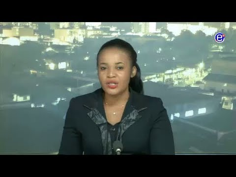 THE 6PM NEWS (GUEST EDITH KAH WALLA) EQUINOXE TV THURSDAY MAY 10th 2018