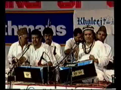Sabri Brothers - Tajdar-e-Haram Part 1/5