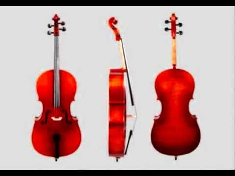 Pachelbel's Canon in D Major for One Cello