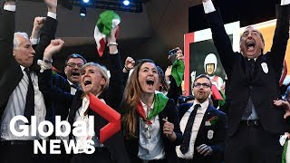 Milano-Cortina selected as host city for 2026 Winter Olympic Games