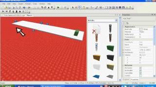 How To make a Conveyor Belt on Roblox