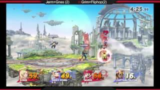 Ksl 12 2v2   Grand Finals (last Round)   Jerm+gnes Vs Banana Punch