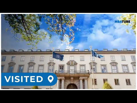 Executive MBA in Stockholm