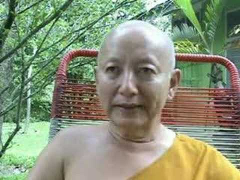Ven. Dhammavuddho 26 - Differences between Mahayana and Ther