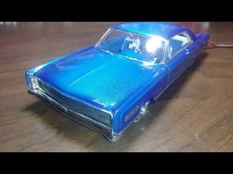 Lowrider Model Car 1966 Mercury Park Lane Faded!!!