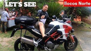 MOTOUR IN PAGUDPUD│Ducati Multistrada for Short Riders│Patapat Bridge│Hannah's Resort [ENG SUBS]