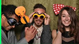 Vancouver Island Music Awards Photo Booth, Victoria BC