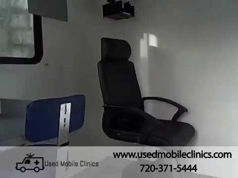 Eye Clinics - Used Mobile Clinics