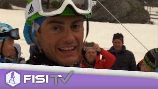 Michele Boscacci Re dello Ski Alp