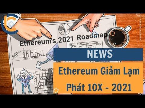 #388 – Ethereum Giảm Lạm Phát 10X – 2021  | Cryptocurrency | Tiền Kỹ Thuật Số | Tài Chính