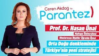 Parantez l  2 Eylül 2019 l Prof. Dr. Hasan Ünal