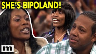 You're Delusional...You're Bipoland!   The Maury Show