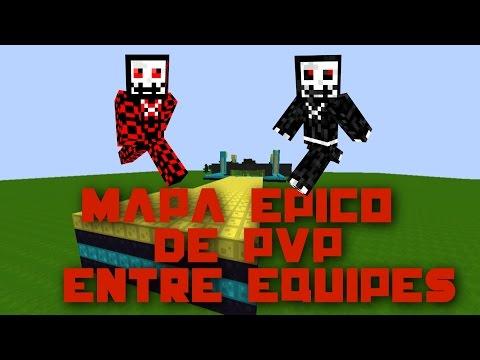 Mapa PvP Epico Para Baixar! Feat  Caio