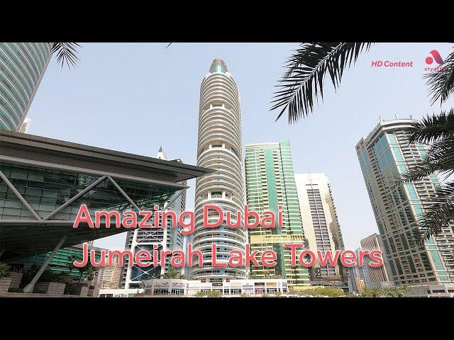 Jumeirah Lake Tower Dubai