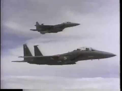 'Thunder In The Gulf' - Air Combat in Desert Storm