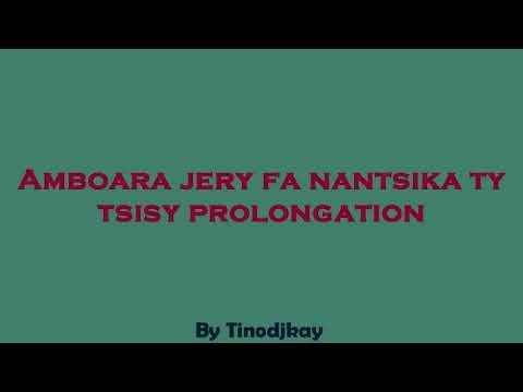 TENCE MENA - SITRANY SOLO [ INSTRU + LYRICS] by TINODJKAY