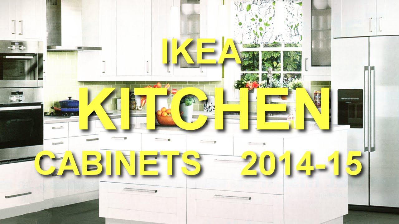 ikea kitchen cabinet catalogs 2014 15 youtube
