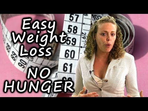 Control Hunger & Lose Weight | Easy Food Tips, How to, Empty Calories | Psychetruth Diet Info