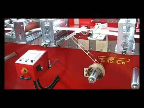 Rotary Die Cutting & Converting System - 3M Transfer Tape