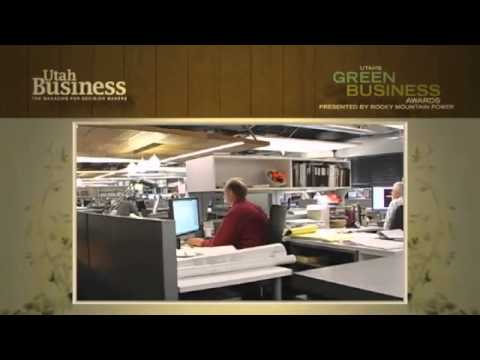 Utah Green Business Awards Honoree for Workplace Initiatives