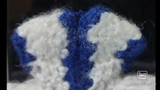 3 Crochet wollen koti/choli for Laddu gopal/Bal gopal/kanhaji (All Sizes)