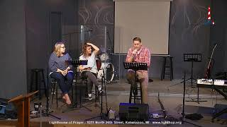 The New Jerusalem City of Pure Love Millennial Reign Wk 9 (Tom Stolz) - 5.11.19