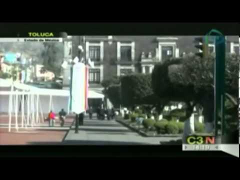 Toluca aumenta su seguridad unas horas antes del inicio de La Cumbre de Líderes del Norte