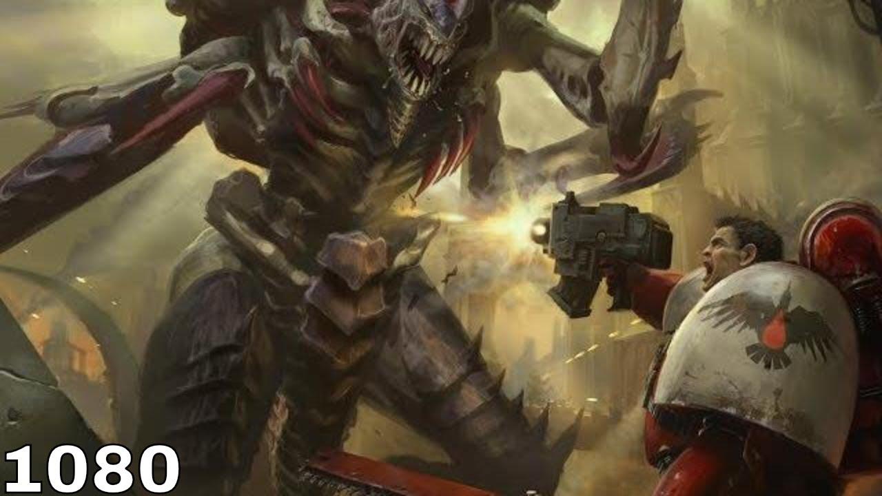 Download Warhammer 40000 Dawn of War 2 Game Movie (1080)