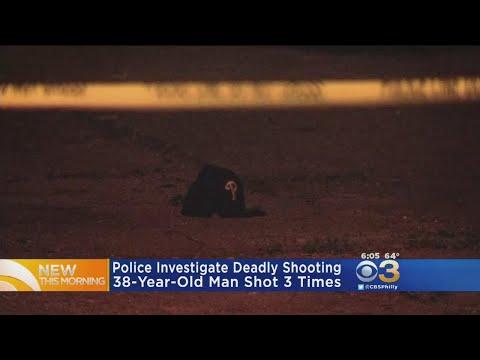 Police Investigate Deadly Shooting In Southwest Philadelphia