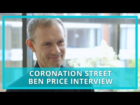 Ben Price on Nick's BIG Corrie Comeback   Coronation Street