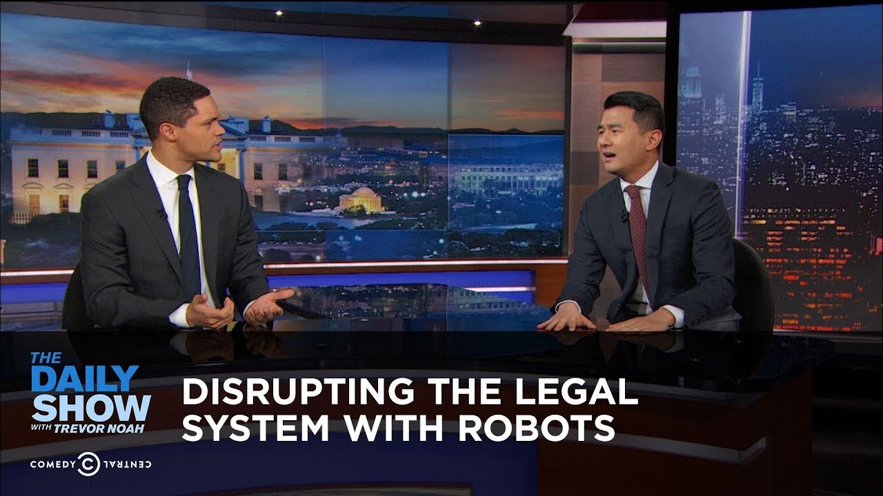 disrupting-the-legal-system-with-robots-the-daily-show