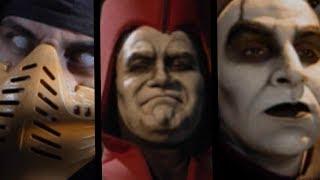 Mortal Kombat Mythologies: All Bosses Fight