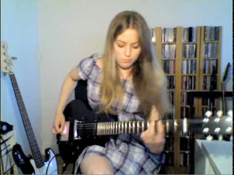 Bark At The Moon - Ozzy Osbourne (cover By Juliette Valduriez)