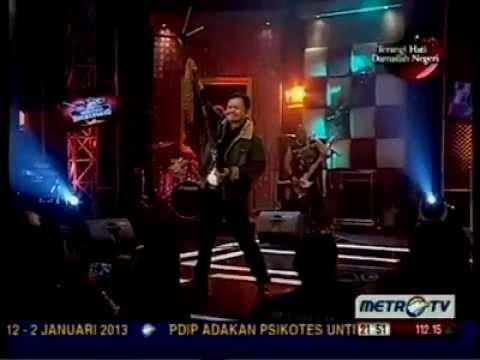Power Metal feat Banhasir Kaisar - Kerangka Langit Log Music+Win Mild Rock Legend Metro TV