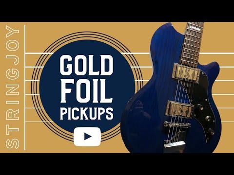 Gold Foil Pickups Explained