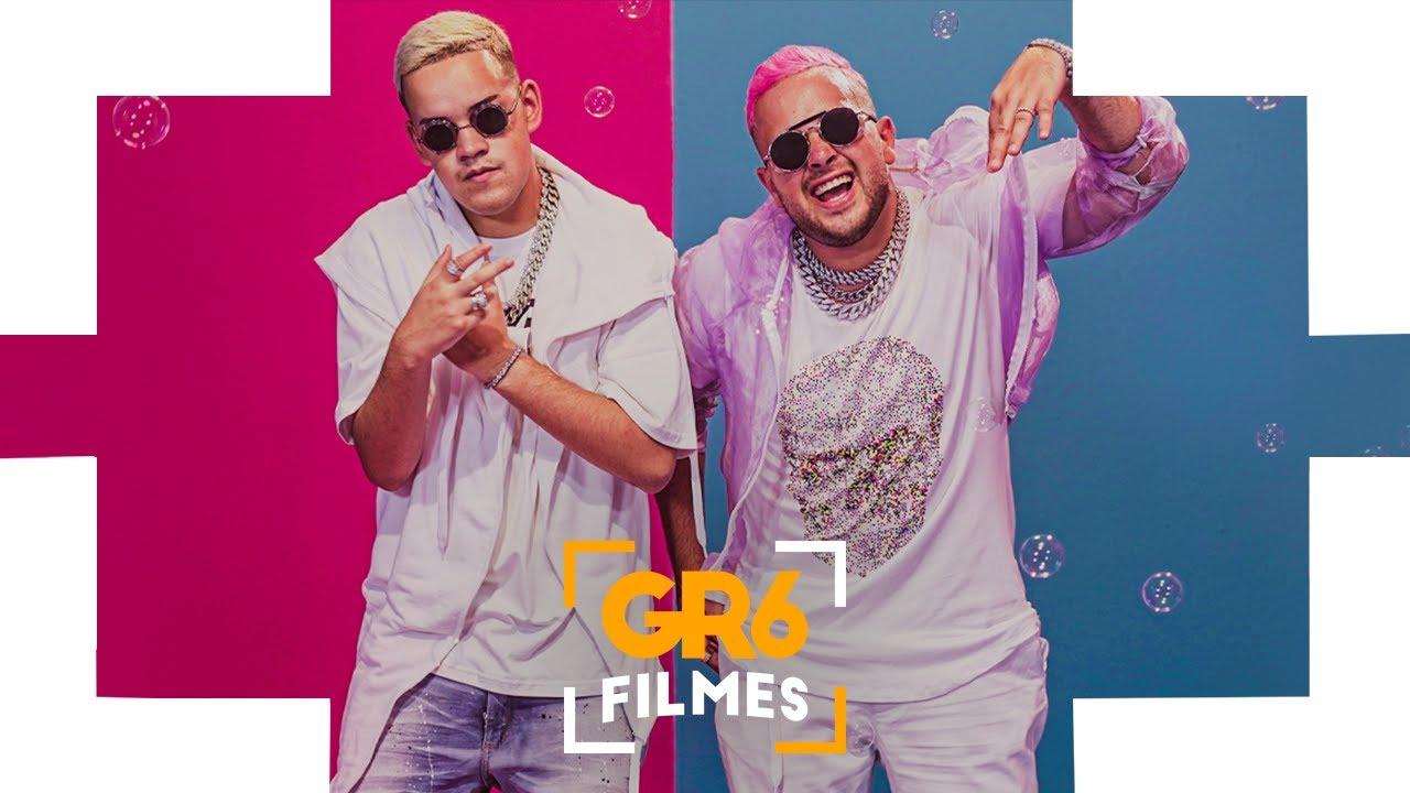 MC G15 e DJ GBR - Queria Gostar Menos (GR6 Explode) Perera DJ