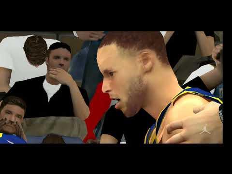 NBA 2K19 Mobile STEPHEN CURRY As MyCareer