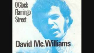 Watch David Mcwilliams Three Oclock Flamingo Street video