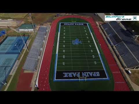 Spain Park High School Stadium