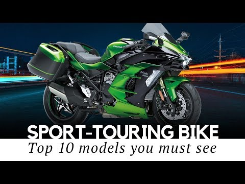 10 Sport Touring Motorcycles for Dynamic Long-Distance Riding (Honest Buying Guide)