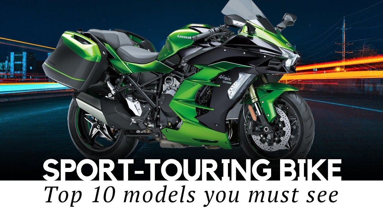 Top 5 Sports Touring Motorcycles for 2018 | Bike Catcher